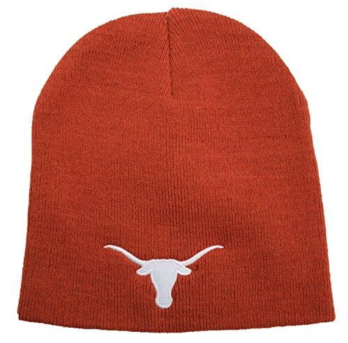 NCAA Texas Longhorns Knit Beanie Hat