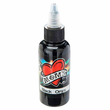 - Millennium Mom's Tattoo Ink - Black Onyx - 2 oz