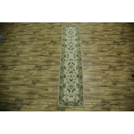 Rugsource 12 Ft Long Hand Made Oushak Agra Traditional