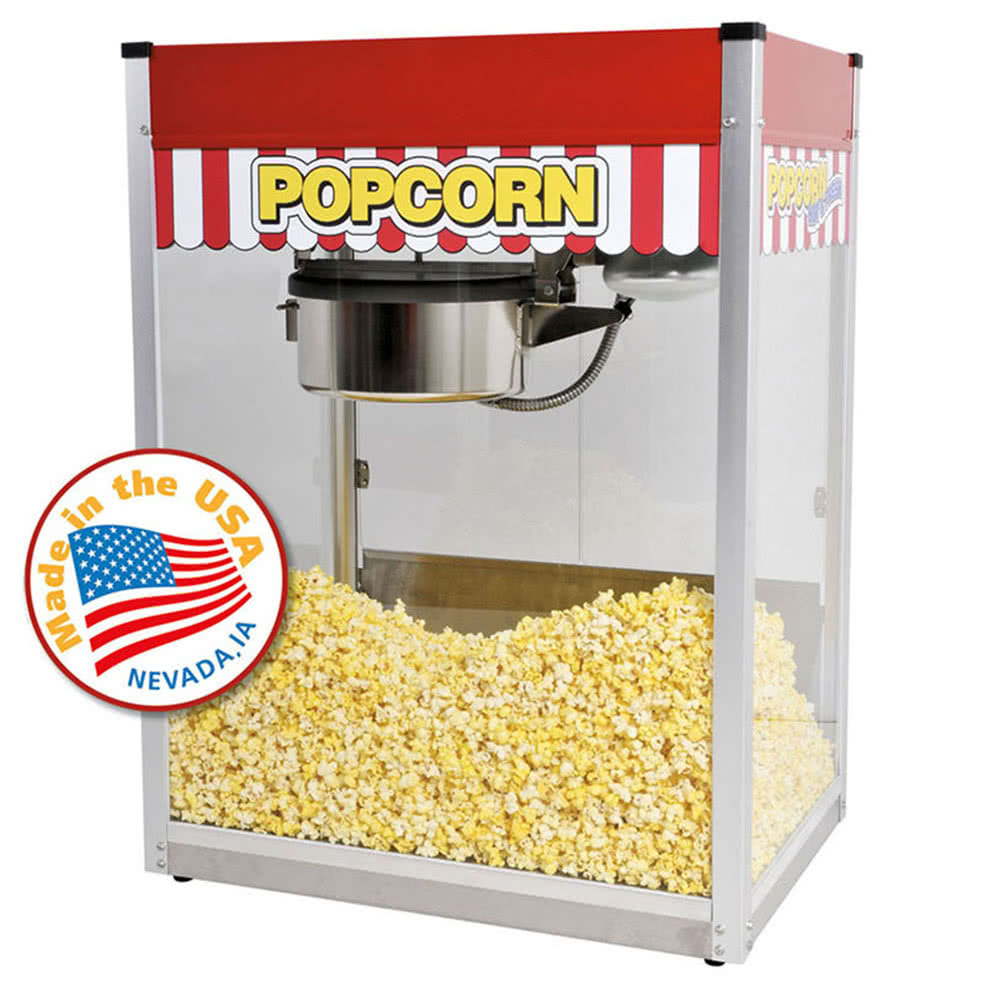 1116810 Classic Pop 16 oz. Popcorn Machine by TableTop king
