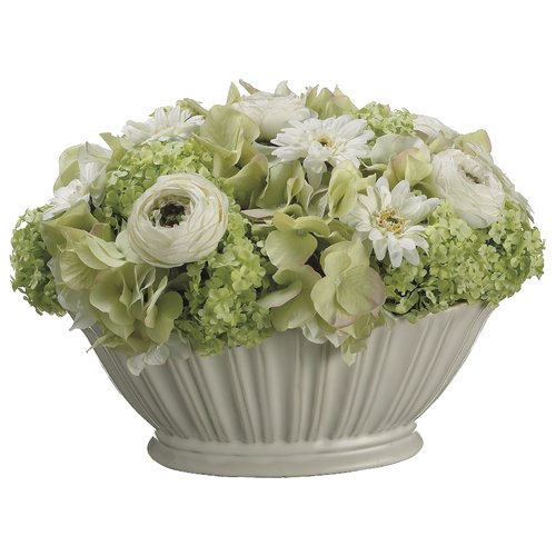 Tori Home Mixed Centerpiece in Bowl