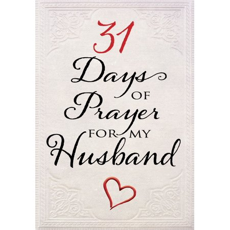 31 Days of Prayer for My Husband - eBook (Prayer Against Strange Woman In My Husband Life)