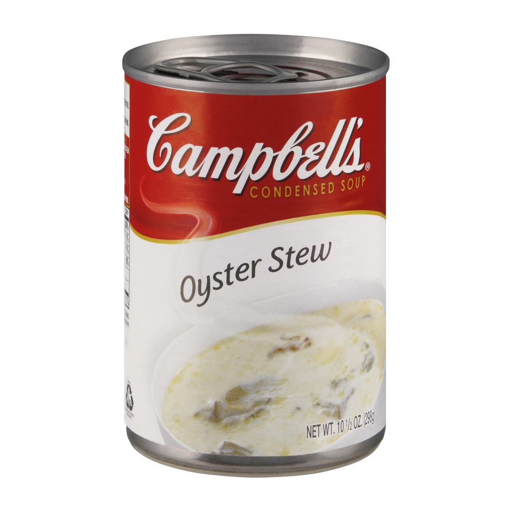 Campbell S Oyster Stew Condensed Soup 10 5 Oz Walmart Com