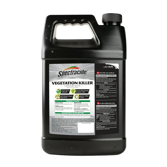 Spectracide Vegetation Killer Concentrate, 1-gal - Walmart com