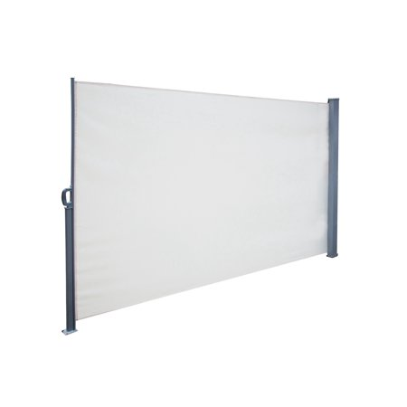 Cheerwing 5 9 39 x 9 8 39 sunshade retractable side awning for Outdoor roll up privacy screens