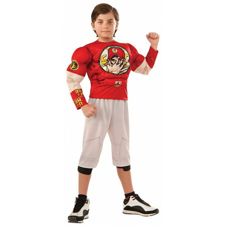 Rubie's Costume WWE John Cena Muscle Chest Child Costume, Small - John Hammond Costume