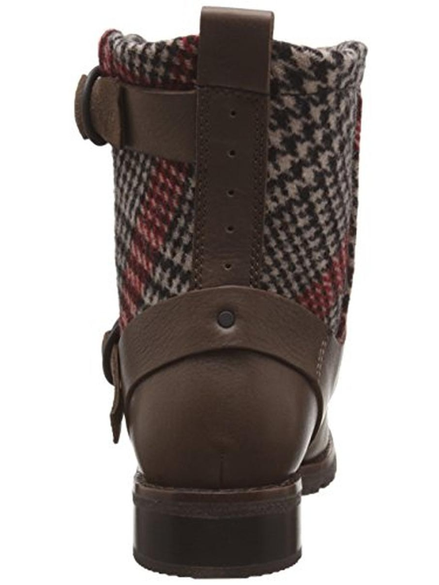 Woolrich Womens Baltimore Water Resistant Ankle Boots
