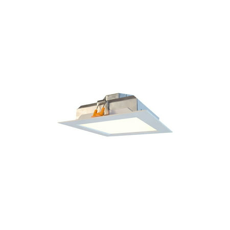 Recessed Lighting 1 Light Fixtures With White Tone Finish Led Bulb Type 7 15 Watts