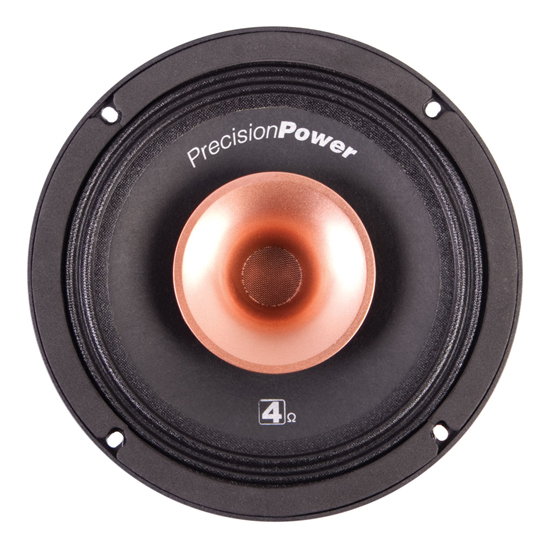 "PPI 6.5"" 2-Way Speaker  225W (each)"