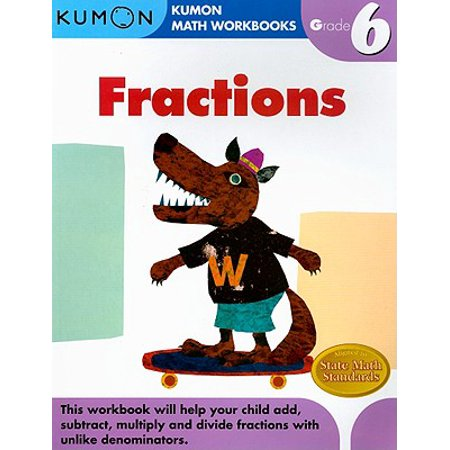 Fractions Grade 6](4th Grade Fractions)