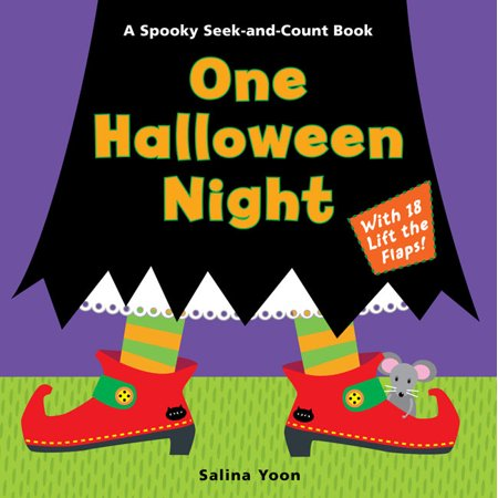 One Halloween Night : A Spooky Seek-And-Count Book