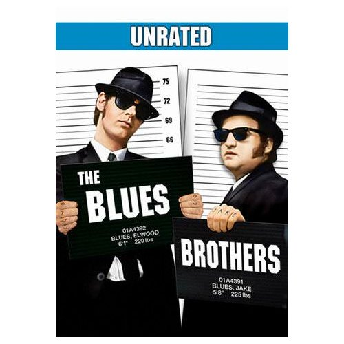 The Blues Brothers (UNRATED) (1980)