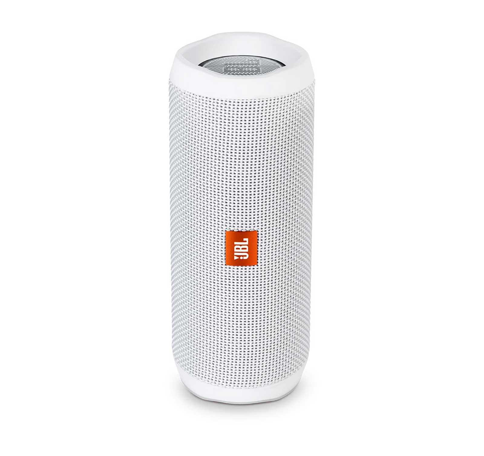 JBL FLIP 4 White Portable Bluetooth Speaker Walmart