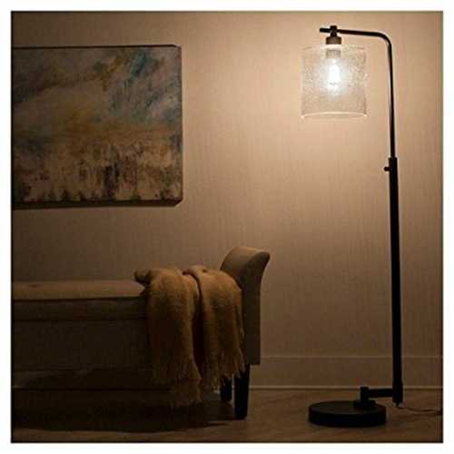 Hudson industrial floor lamp ebony includes cfl bulb hudson industrial floor lamp ebony includes cfl bulb thresholdtm aloadofball Image collections