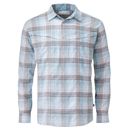 Redington wayward guide shirt long sleeve fly fishing t for Walmart fishing shirts