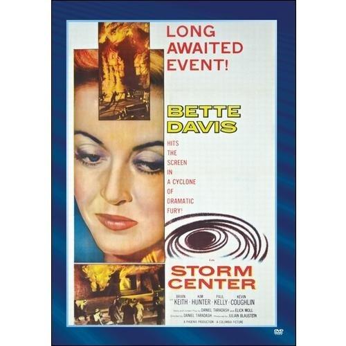 Storm Center DVD Movie