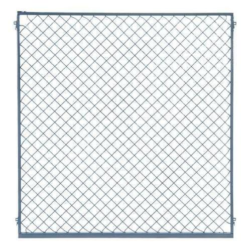 WIREWAY/HUSKY W09000-05000 Wire Partition Panel,9 ft x 5 ft,Smooth G2294315