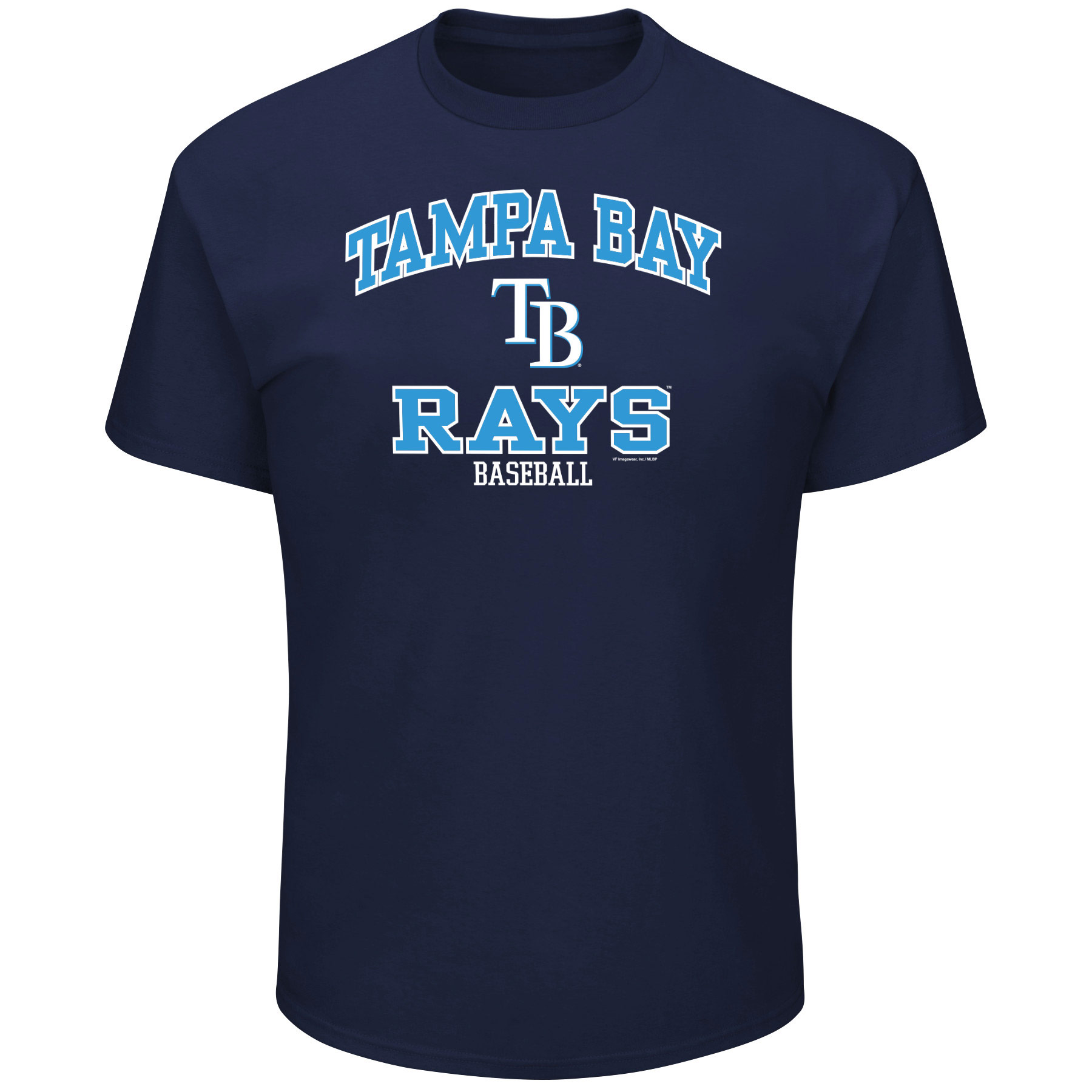 MLB Tampa Bay Rays Men's High Praise T-Shirt