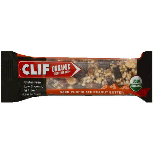 Clif Organic Dark Chocolate Peanut Butte