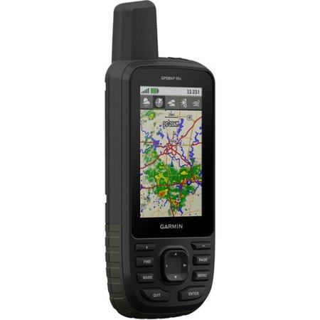 "Garmin GPSMAP 66s, Handheld Hiking GPS with 3"" Color Display and GPS/GLONASS/GALILEO"