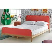 Modern Platform Bed by Drew Barrymore Flower Kids, Multiple Sizes, Multiple Colors