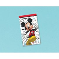 Mickey Mouse 'On the Go' Mini Notepads / Favors (8ct)