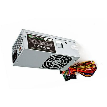New Slimline Power Supply Upgrade for SFF Desktop Computer - Fits: Dell Studio Slim (Best Desktop Computer Upgrades)