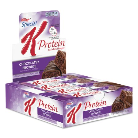 Protein Brownie - Kellogg's Special K Protein Meal Bar, Chocolatey Brownie, 8g Protein, 8 Ct