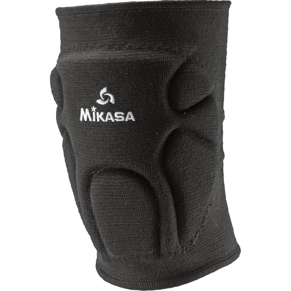 Youth Knee Pads Volleyball-Basketball-Avail. In Black or White, Ball Competition Compression Sleeves Size Black Pro Collegiate Wrestling Gear JBM.., By Mikasa Sports