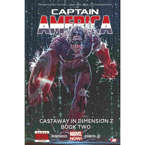 Captain America 2: Castaway in Dimension Z 2