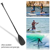 Surfboard SUP 2 Section Aluminum Adjustable Paddle for Boating Kayaking Surfing, Surfing Paddle, Boating Paddle