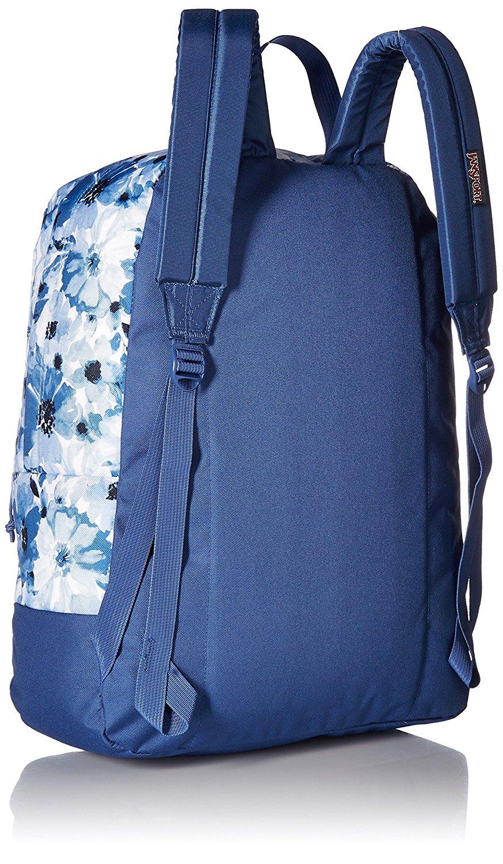 Jansport Black Label Superbreak Multi Turkish Dutch Floral Daftar Tas Fishing Lures New Unisex Backpack Material Polyester 60d By Walmart Com
