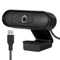 Webcam with Microphone 1080P HD USB Web Cam Autofocus Computer Driver-free Web Camera for PC Laptop Desktop Support Windows10