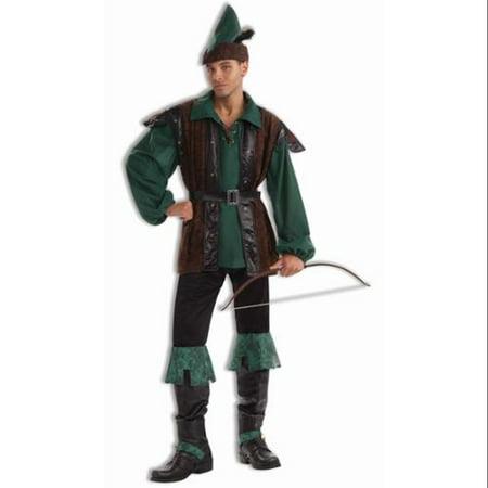 Mens Classic Robin Hood Halloween Costume
