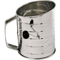 Norpro #136 3-Cup Stainless Steel Flour Sifter