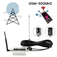 Mobile Phone GSM Signal Booster GSM Signal Repeater Cell Phone GSM 900MHz Signal Amplifier with LCD Display