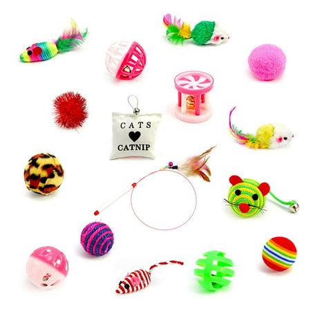 Jeu de jouet pour chat Drôle Creative Interactive Chaton Jouet Jouet pour chat à mâcher pour animaux de compagnie - image 8 de 15