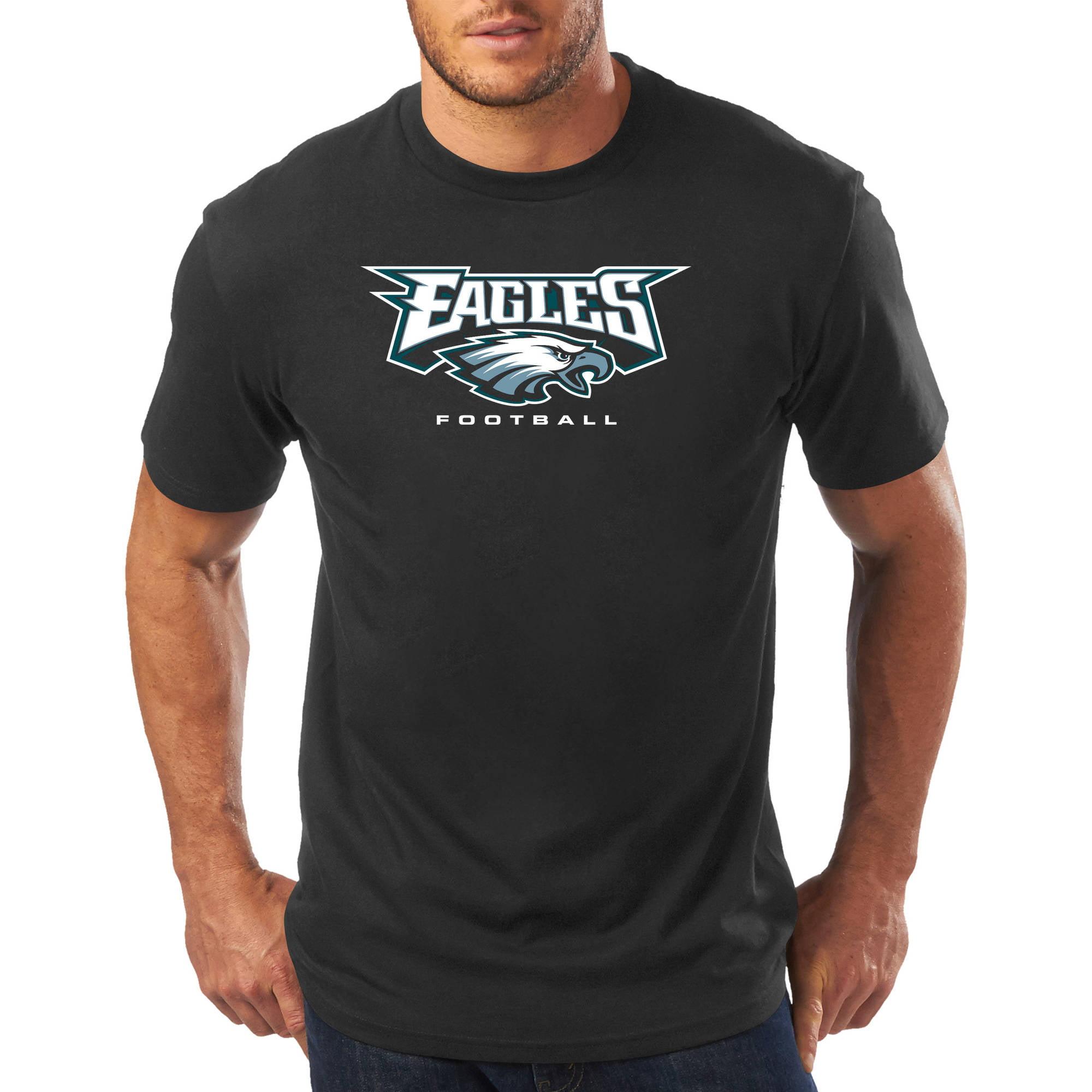 Big Men's NFL Philadelphia Eagles Short Sleeve Tee