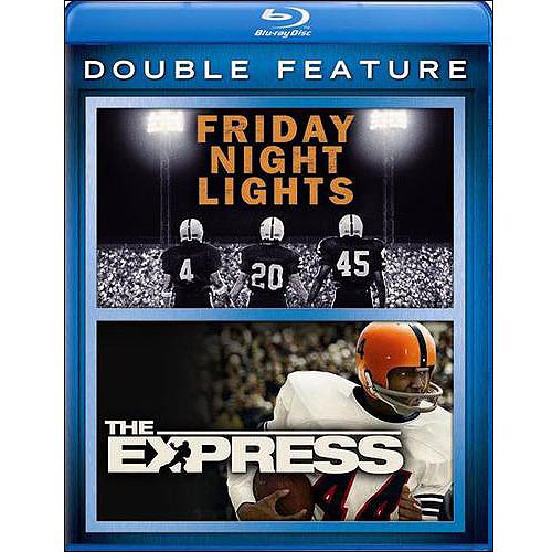 Friday Night Lights / The Express (Blu-ray) (Widescreen)