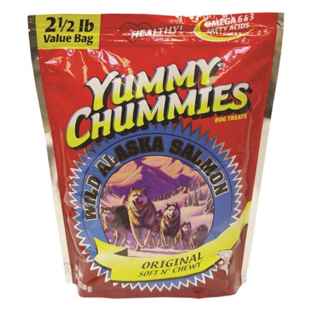 YUMMY CHUMMIES SOFT N CHEWY DOG TREATS VALUE PACK - YC-SSC40/00600 (Pack of 1)