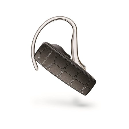 Plantronics Explorer 52 Lightweight Bluetooth Wireless Mono In-Ear Headset, Black (New Open Box)