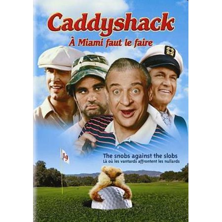 CADDYSHACK [DVD] [CANADIAN; 20TH ANNIVERSARY - Caddyshack Outfits