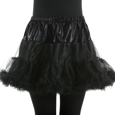 Woman Black Petticoat Small/Medium Halloween Dress Up / Costume Accessory for $<!---->