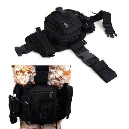 - Condor MA25 Tactical Utility Leg Rig MOLLE Pouch - Black