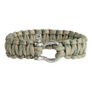 Tactical Survival Bracelet ACU S.P.E.A.R. Bracelets Multi-Colored