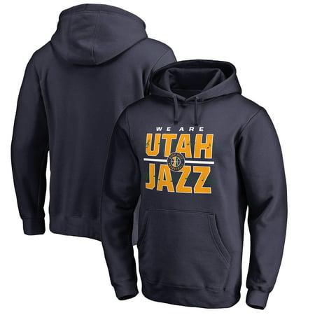 Utah Jazz Fanatics Branded We Are Jazz Hometown Collection Pullover Hoodie - Navy](Costume Shops In Utah)