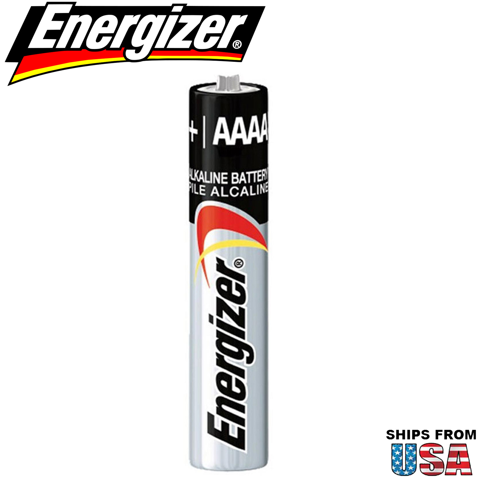 Energizer E96 1.5v Alkaline Battery AAAA Replaces LR8D425 MN2500   FAST USA SHIP