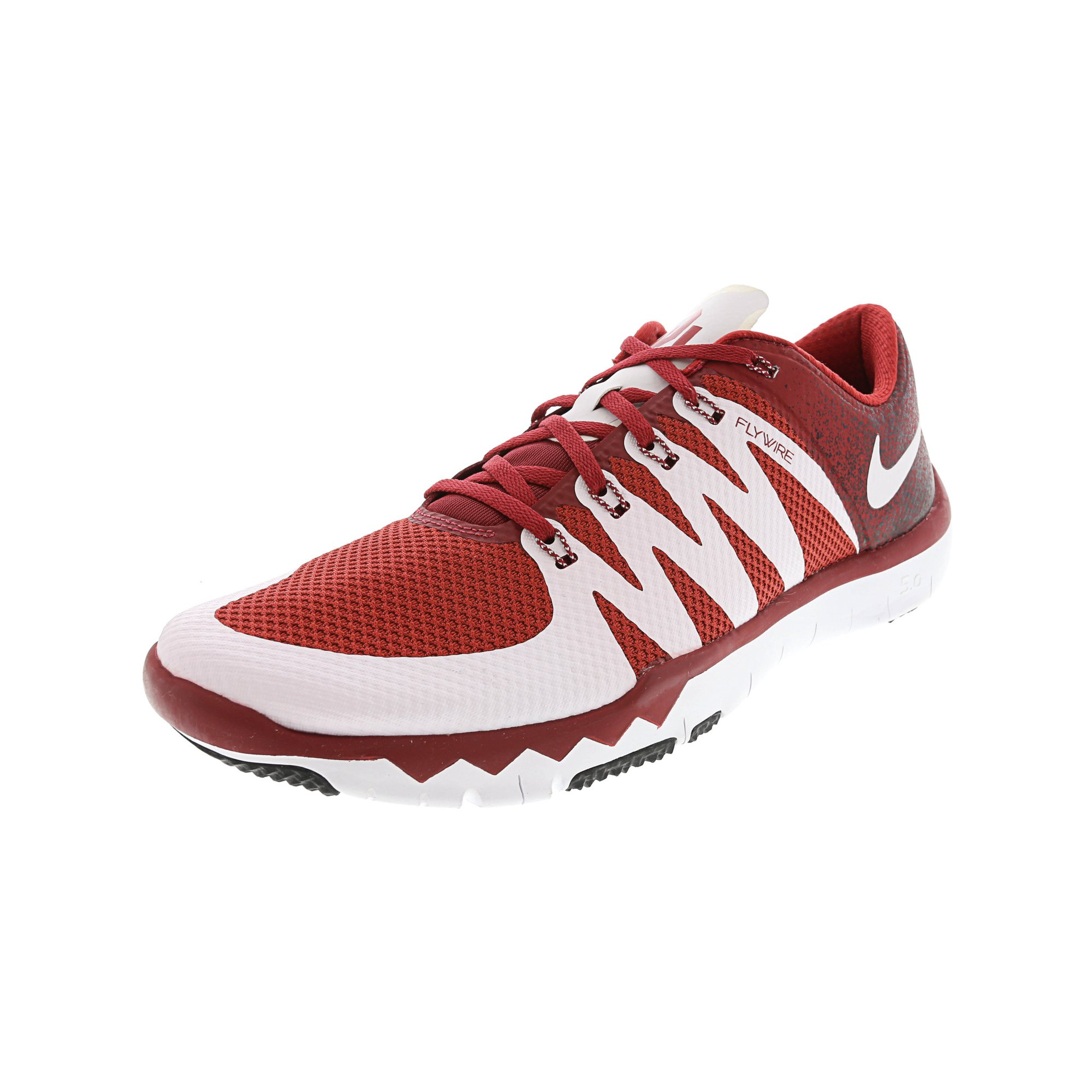 buy popular 362b3 fa57f Nike Men's Free Trainer 5.0 V6 Amp Team Crimson / White ...