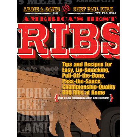 America's Best Ribs - eBook