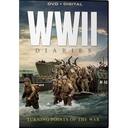 Wwii Diaries  Turning Points Of The War Collection